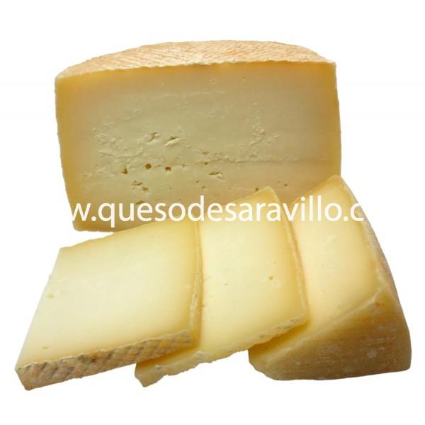 Queso curado de vaca y cabra queso de saravillo - Queso de cabra y colesterol ...
